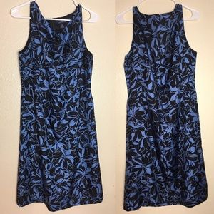 ANN TAYLOR 100% SILK DRESS